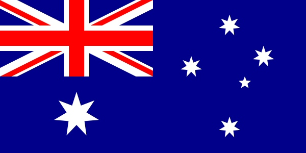 Picture of the Australian Flag