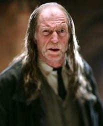 Argus Filch On Dear We Are In Trouble