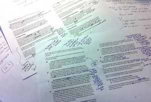 Editing work improve your writing skills as you Learn How to Earn Online