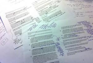 Editing work improve your writing skills