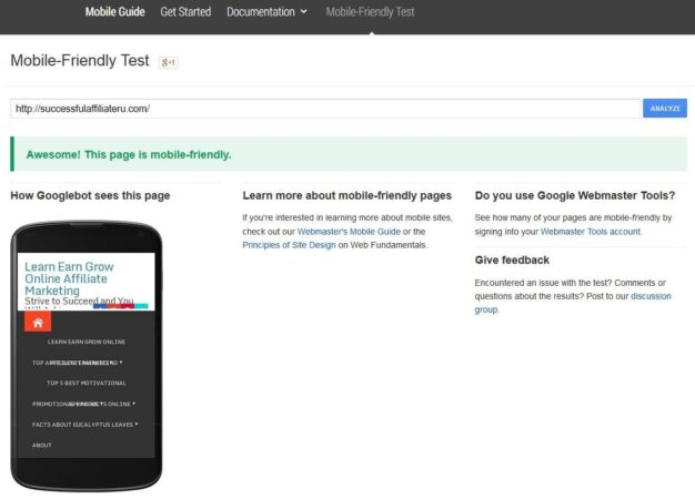 Google On The Hunt For Your Mobile Friendly Site