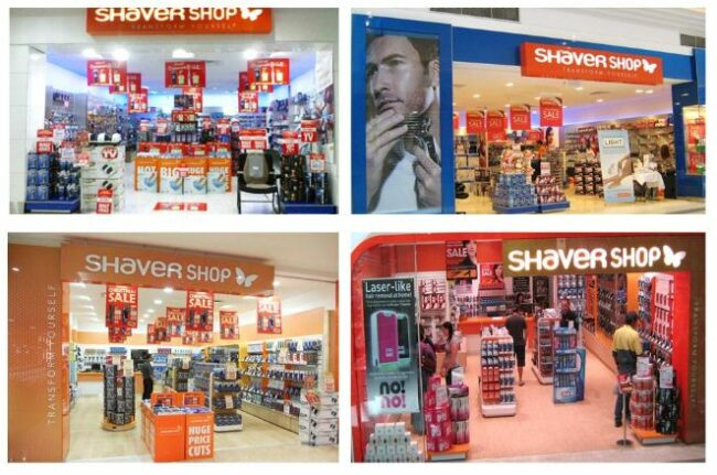Shaver shop has 81 stores around Australia1