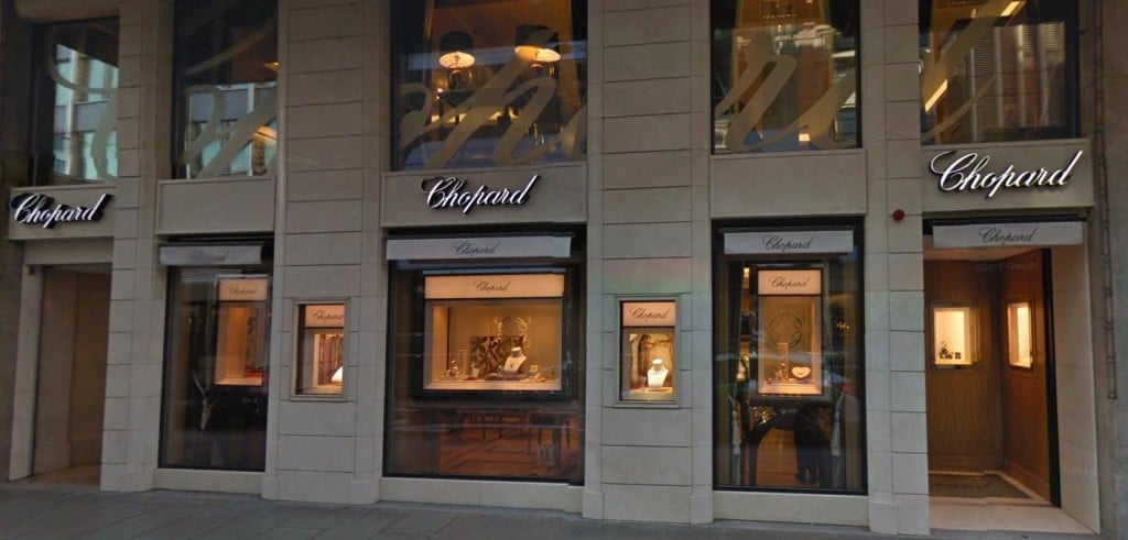 Chopard Store in Switzerland