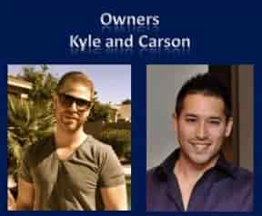 Kyle and Carson Co-Founders of Wealthy Affiliate
