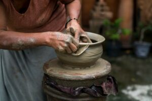 Make Pottery as business