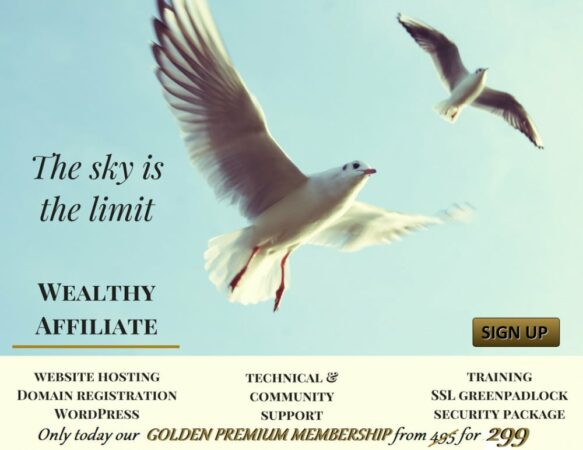 Golden Premium Membership with Wealthy Affiliate